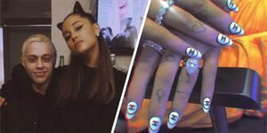 Ariana Grande covers up Pete Davidson tattoo with a plaster