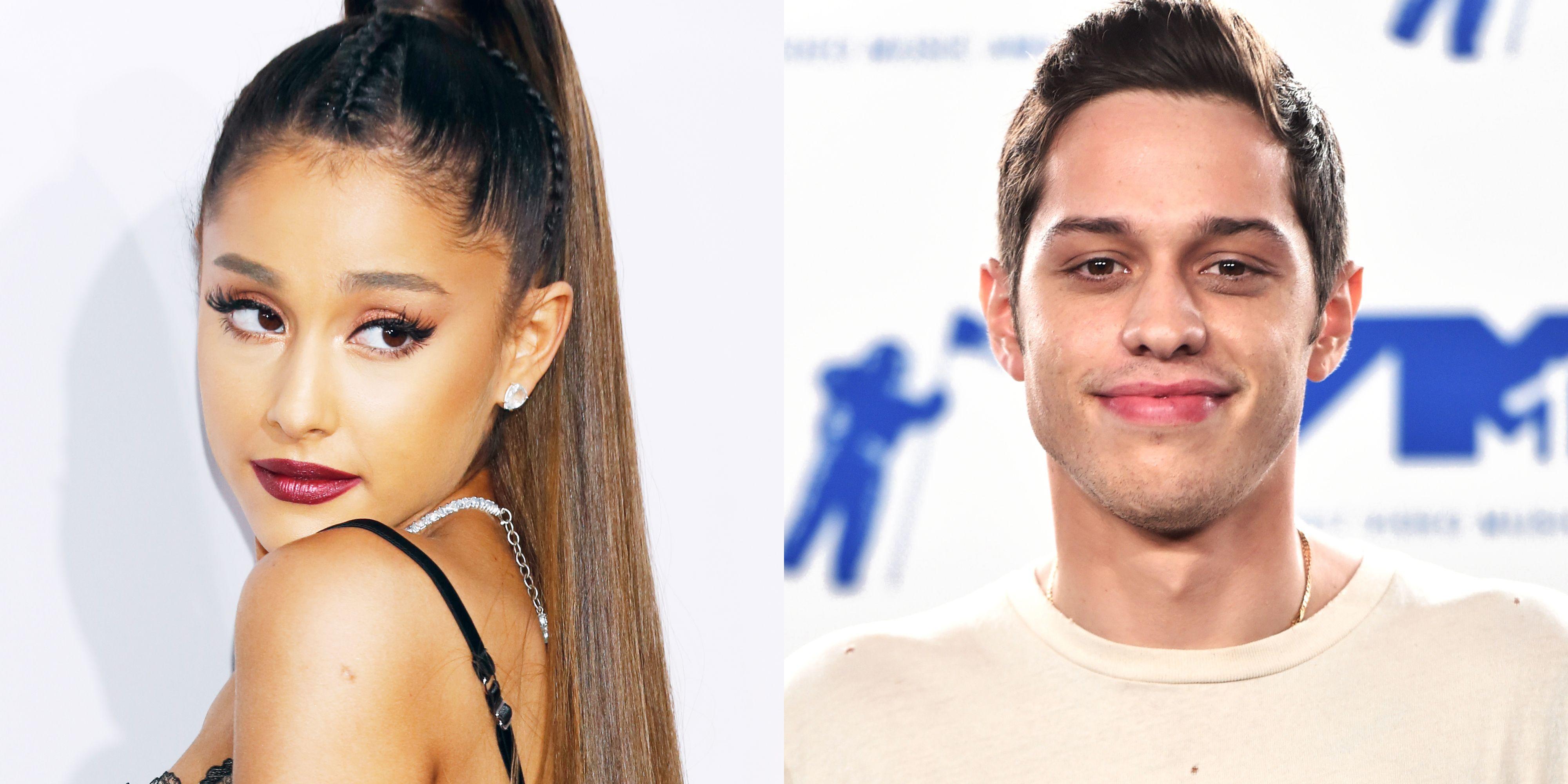 Ariana Grande Pete Davidson