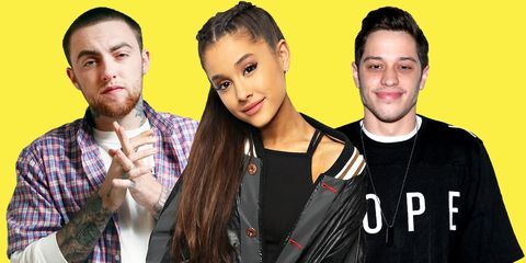 4e11a838c8d7 All the Pete Davidson and Mac Miller Lyrics on Ariana Grande's 'Thank U,  Next' Album