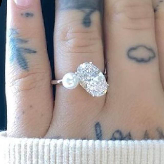 Best Celebrity Engagement Rings Most Expensive And Biggest Celebrity Diamonds