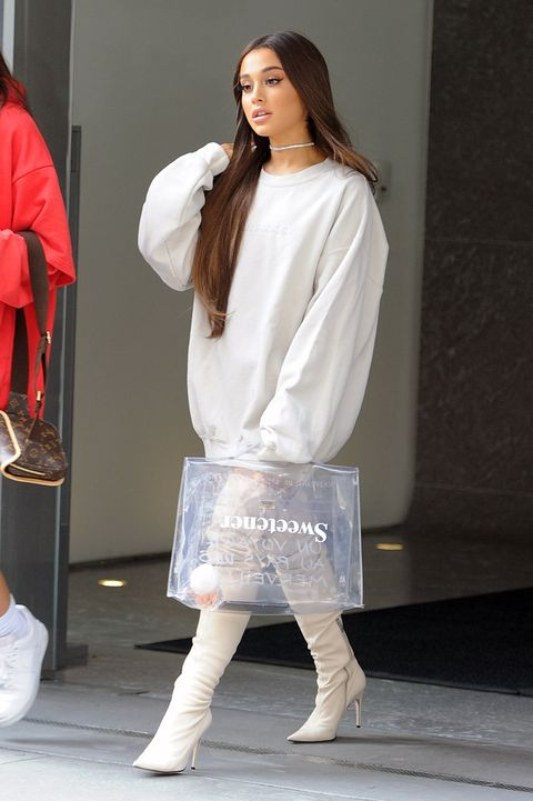 12d3cea25d1 How to Steal Ariana Grande s Style – Shop Ariana Grande s Best Outfits