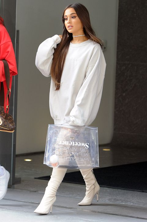 BuzzFoto Celebrity Sightings In New York - August 17, 2018
