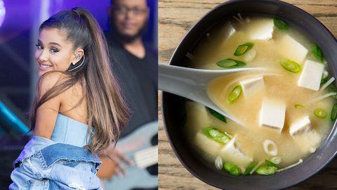Ariana Grande Soup Tweet