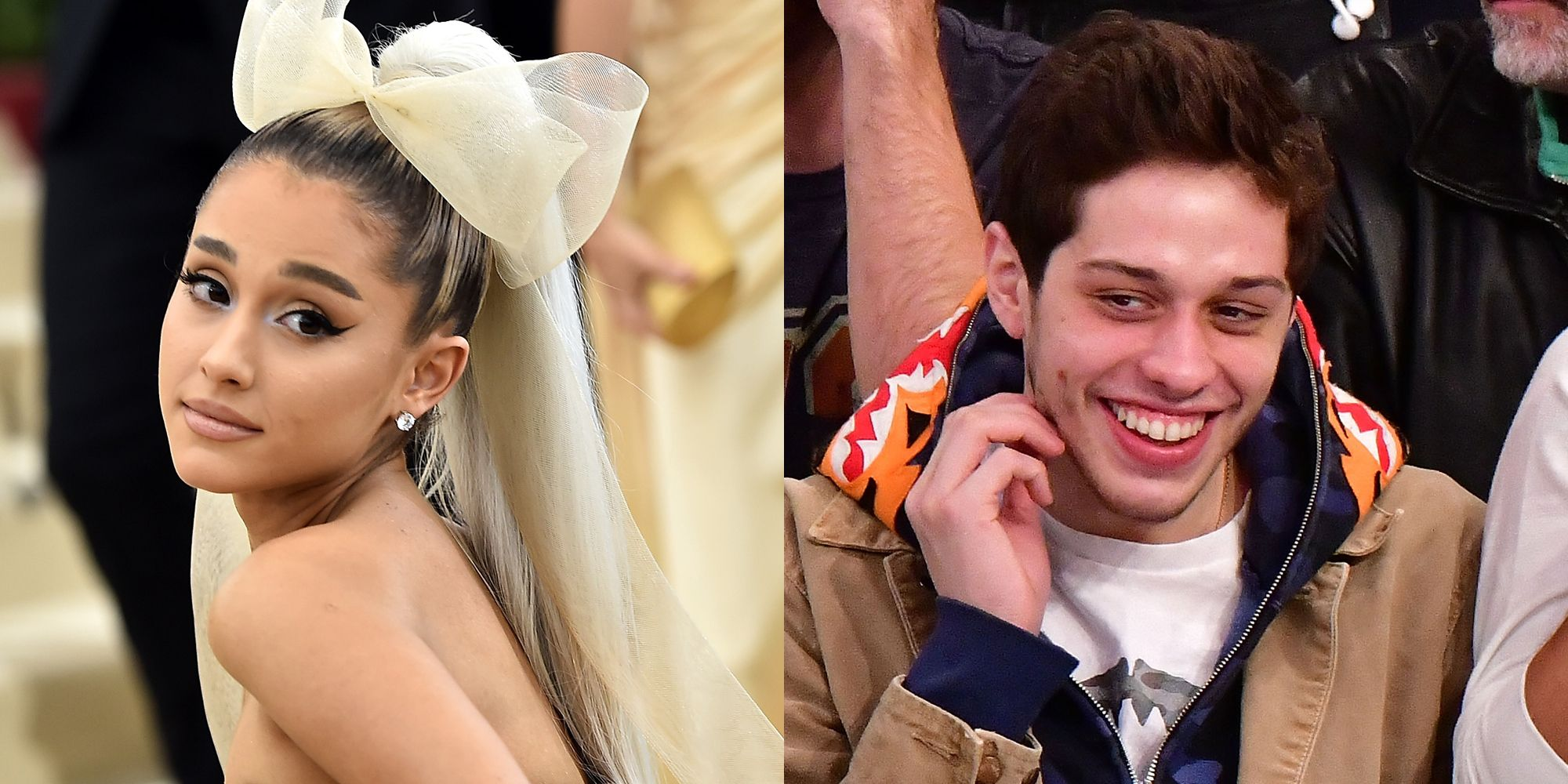 Who is ariana grande dating now