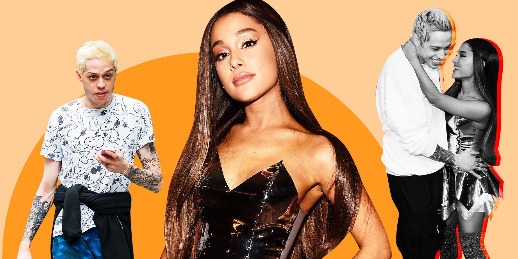 Ariana Grande and Pete Davidson breakup