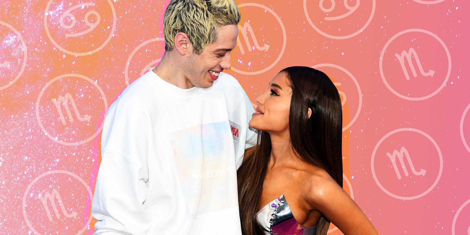 Ariana Grande and Pete Davidson's Love Compatibility - Astrological