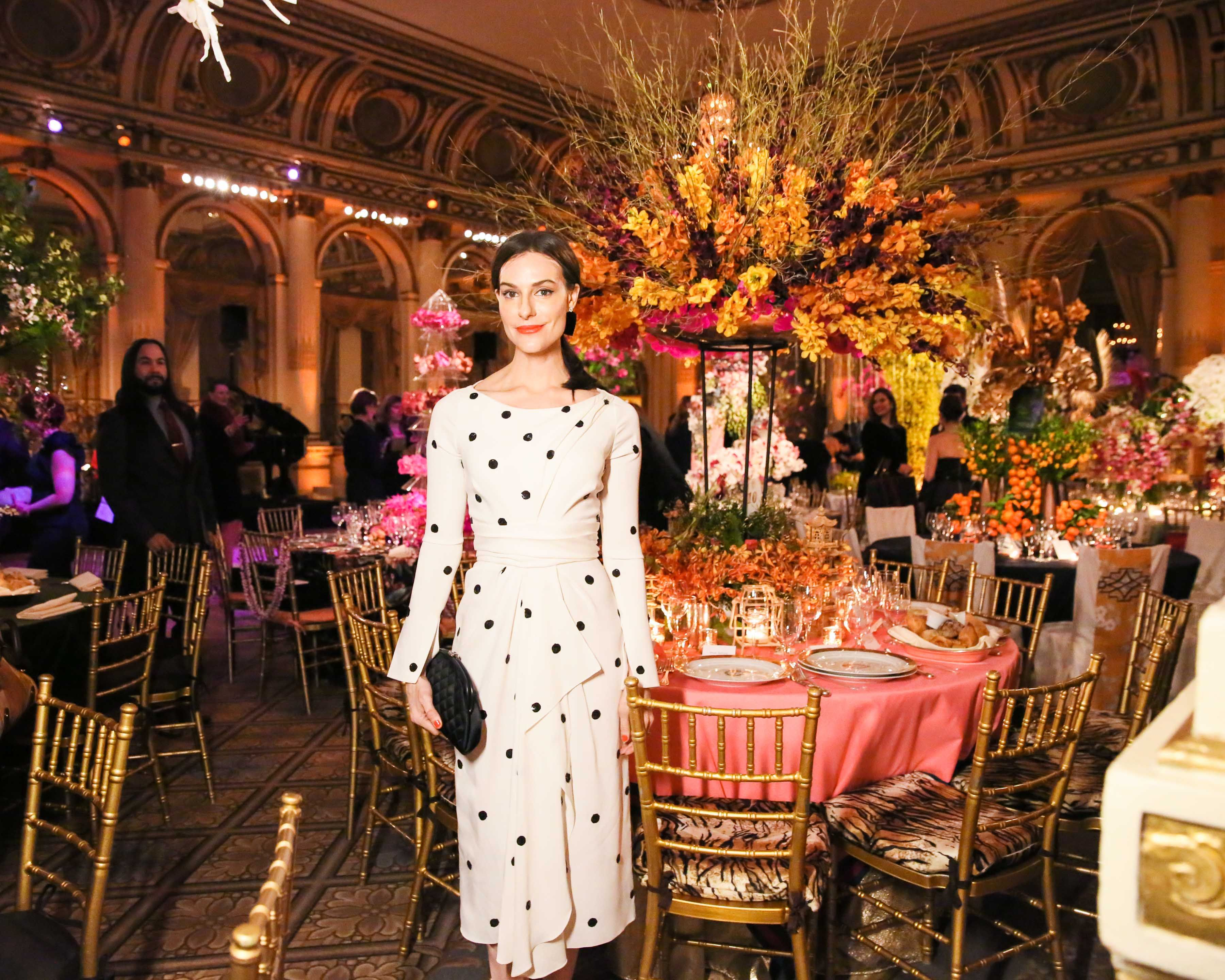 The Orchid Dinner: New York Botanical Garden