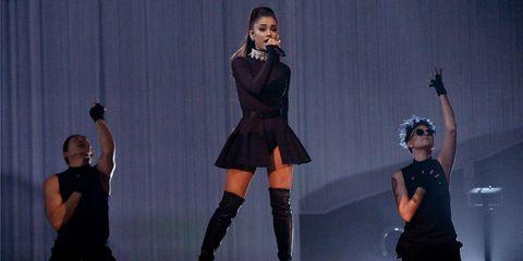 Ariana Grande concert explosion
