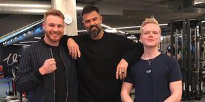 Martyn de Jong,Arie Boomsma, Jordi Warners, beter sneller sterker de podcast