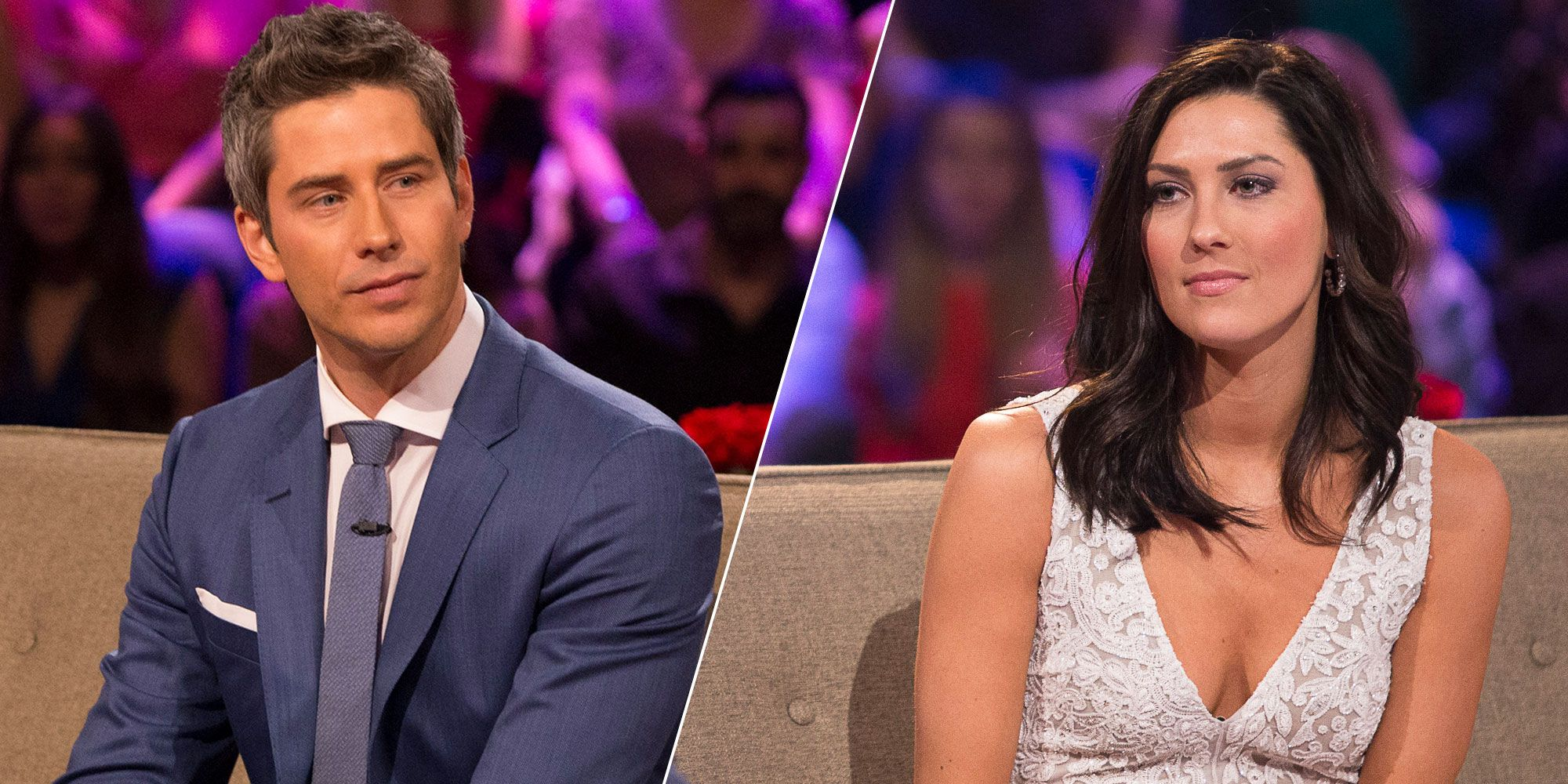 Bachelor Arie Jokes That Becca Is Definitely Not Invited to His Wedding