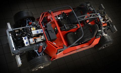 Image Ariel An Electric Car S Motors