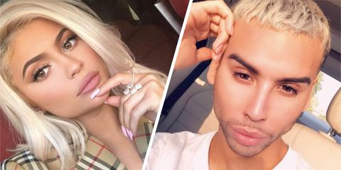 8976a3ff564 Celebrity Makeup Artist Ariel Tejada On How He Created Kylie Jenner's  Iconic Look