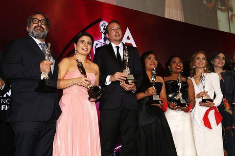 61 premios Ariel, ganadores