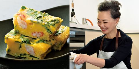 有元葉子さんのオーブンレシピ