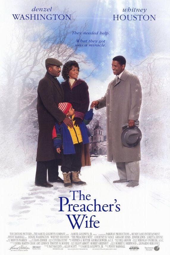 christian christmas movies 'The Preacher's Wife'