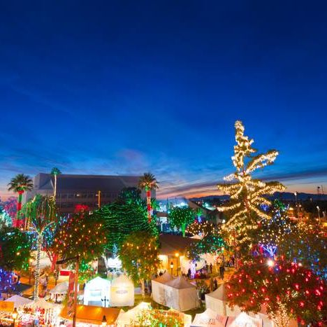 sky, light, tree, night, lighting, christmas, city, christmas lights, tourism, event,
