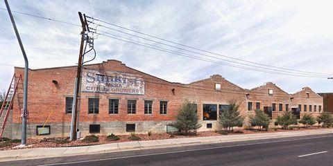Sunkist Factory