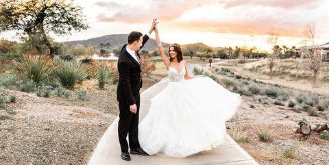 wedding, arizona