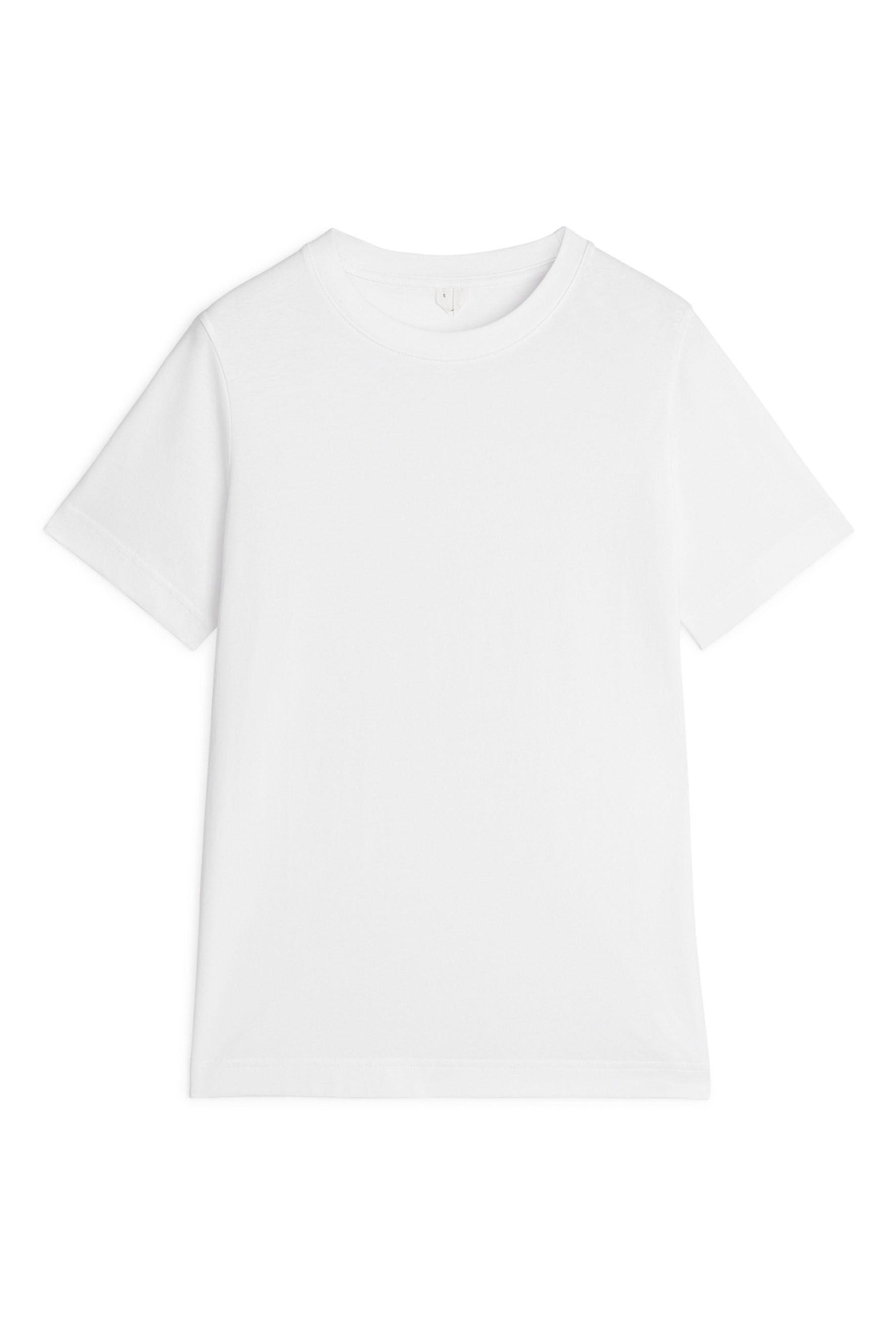 Arket white T shirt