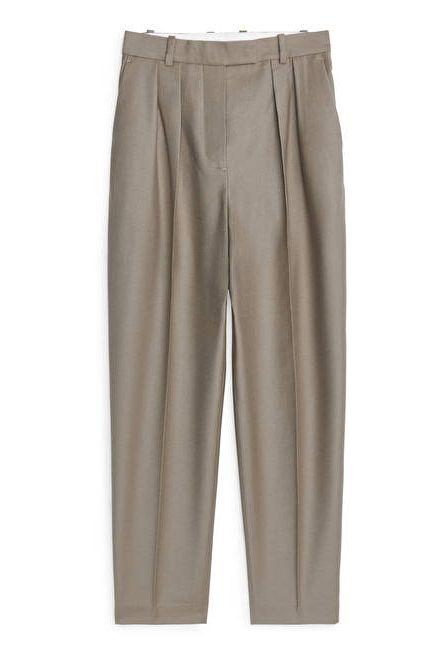 wollen pantalon