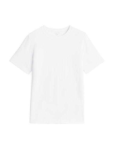 Arket camiseta de peso pesado