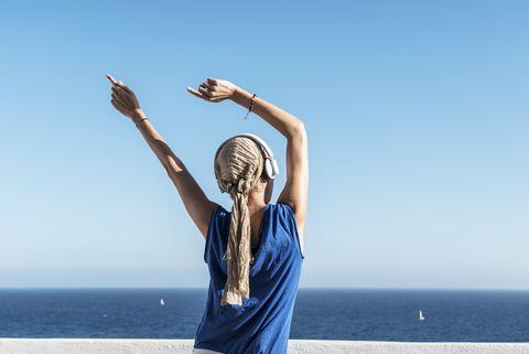 arm dancing, nueva disciplina para tonificar brazos