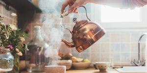 descale a kettle