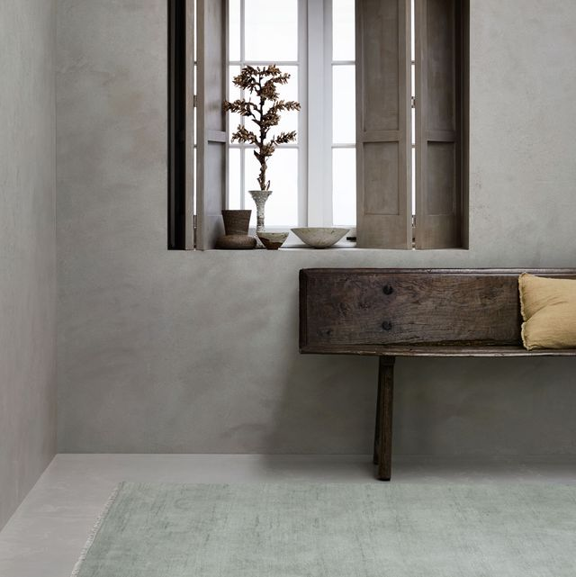 Floor, Wall, Room, Property, Tile, Interior design, Architecture, Furniture, House, Flooring,