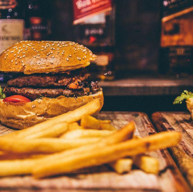 burgers, hamburgers, gezond, voeding, guide, recepten, hardlopen, Runner's World, runnersworld, runnersweb