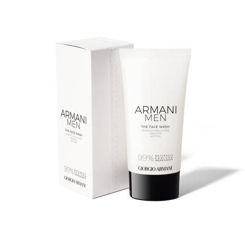 armani 男士潔顏乳