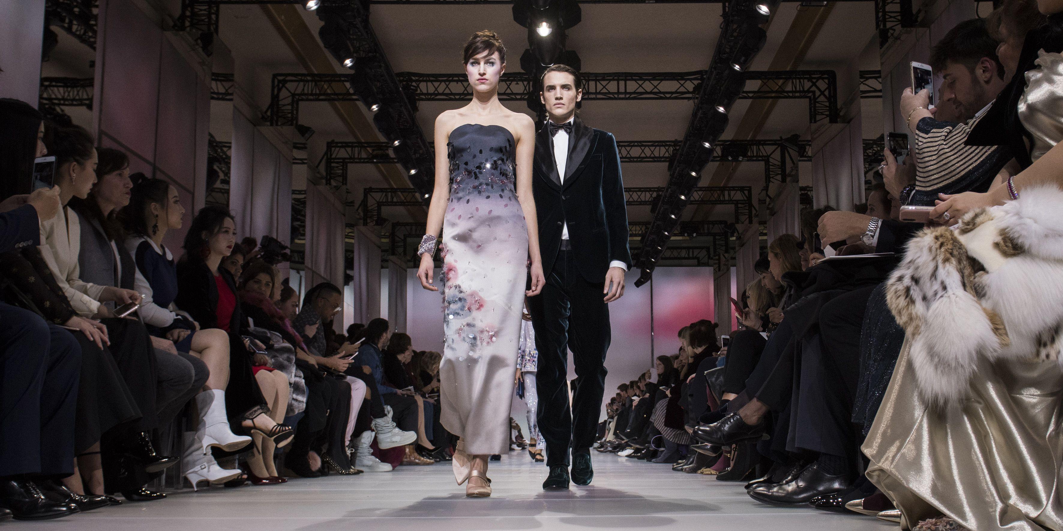8e0d738020fa Armani couture spring summer 2018 collection