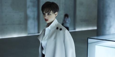 timeless design 4c3e1 97ca5 La giacca di Giorgio Armani diventa protagonista di un corto