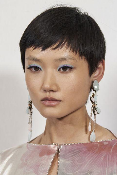 tagli capelli haute couture 2021