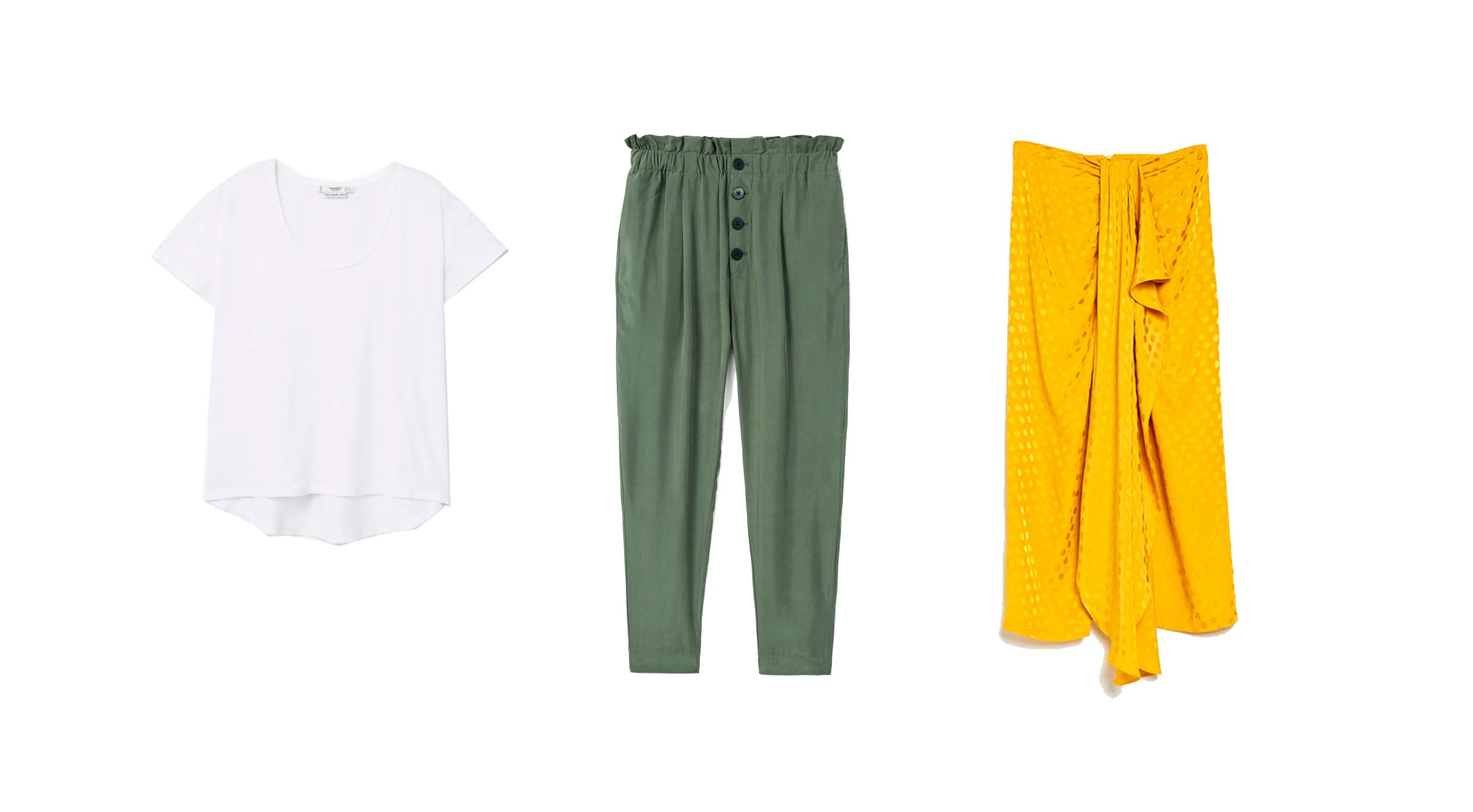 abf0bcd3bf Un armario cápsula de verano perfecto con sólo 15 prendas