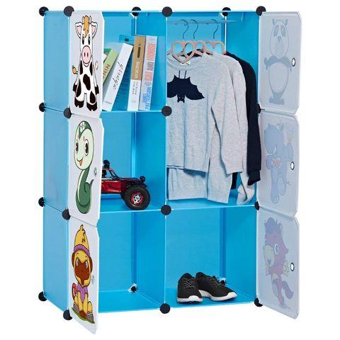 Armario modular para niños