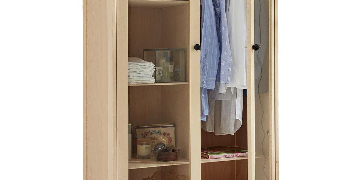Cómo conseguir el armario ropero perfecto para tener toda tu ropa en orden