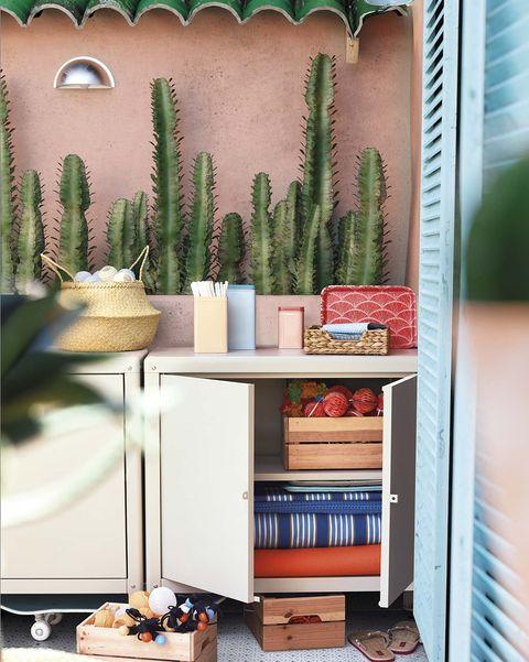 muebles de exterior armario de ikea