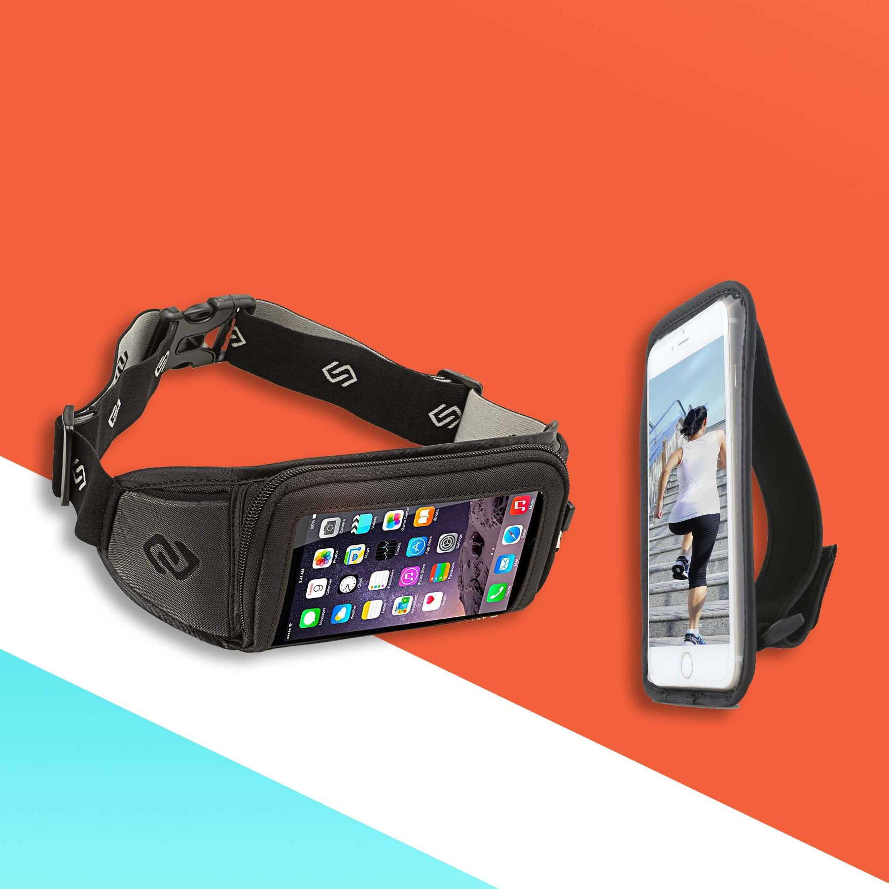 9 of the best armbands for carrying your phone on a run