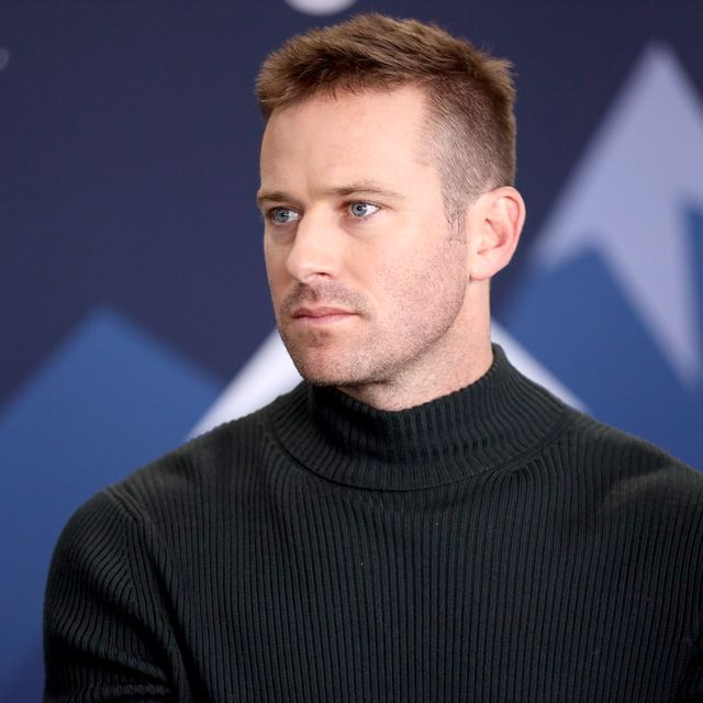 armie hammer in january 2019