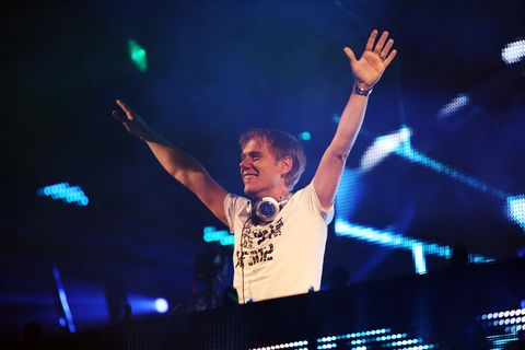 Joonbug's New Year's Eve 2013 Celebration With Armin van Buuren