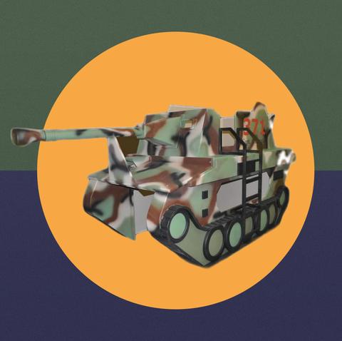 Combat vehicle, Military vehicle, Tank, Vehicle, Self-propelled artillery, Design, Armored car, Illustration, Animation, Gun turret,