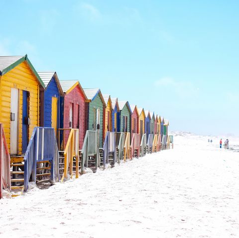 Beach, Sand, Natural environment, Winter, Shore, Sea, Coast, Vacation, Sky, Snow,