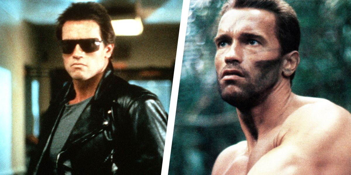 40 Best Arnold Schwarzenegger Movies Before Terminator Dark