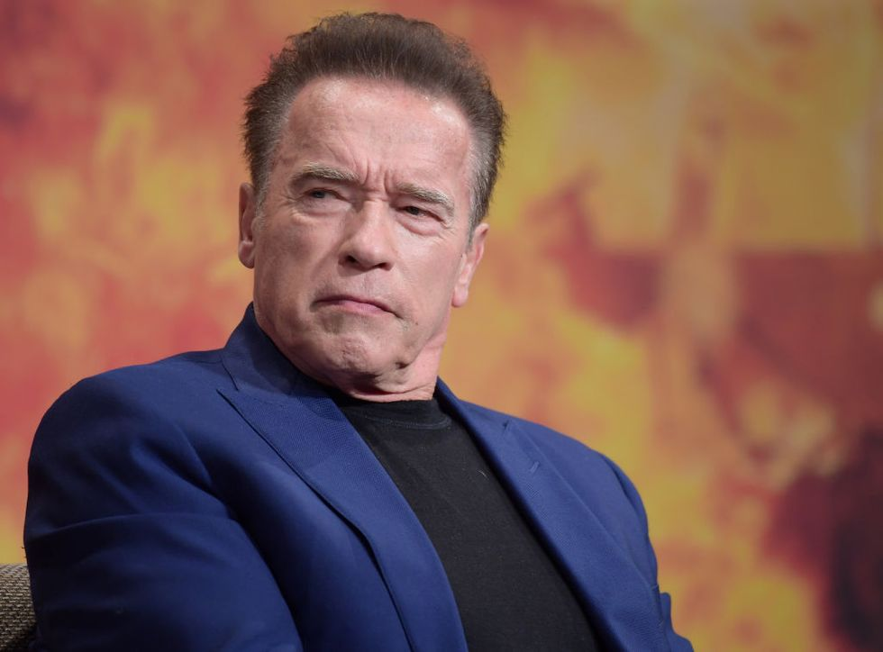 Gabriel Iglesias Just Told a Hilarious Story About Meeting His 'Hero' Arnold Schwarzenegger thumbnail