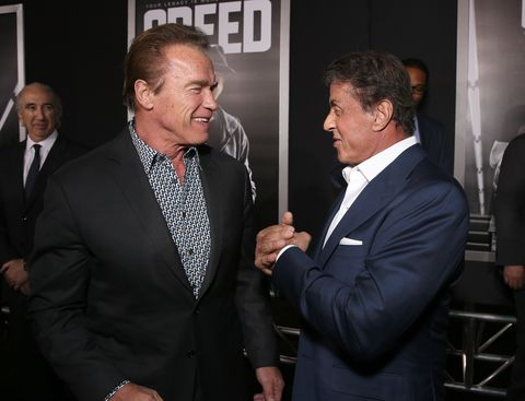 """Premiere Of Warner Bros. Pictures' """"Creed"""" - Red Carpet"""