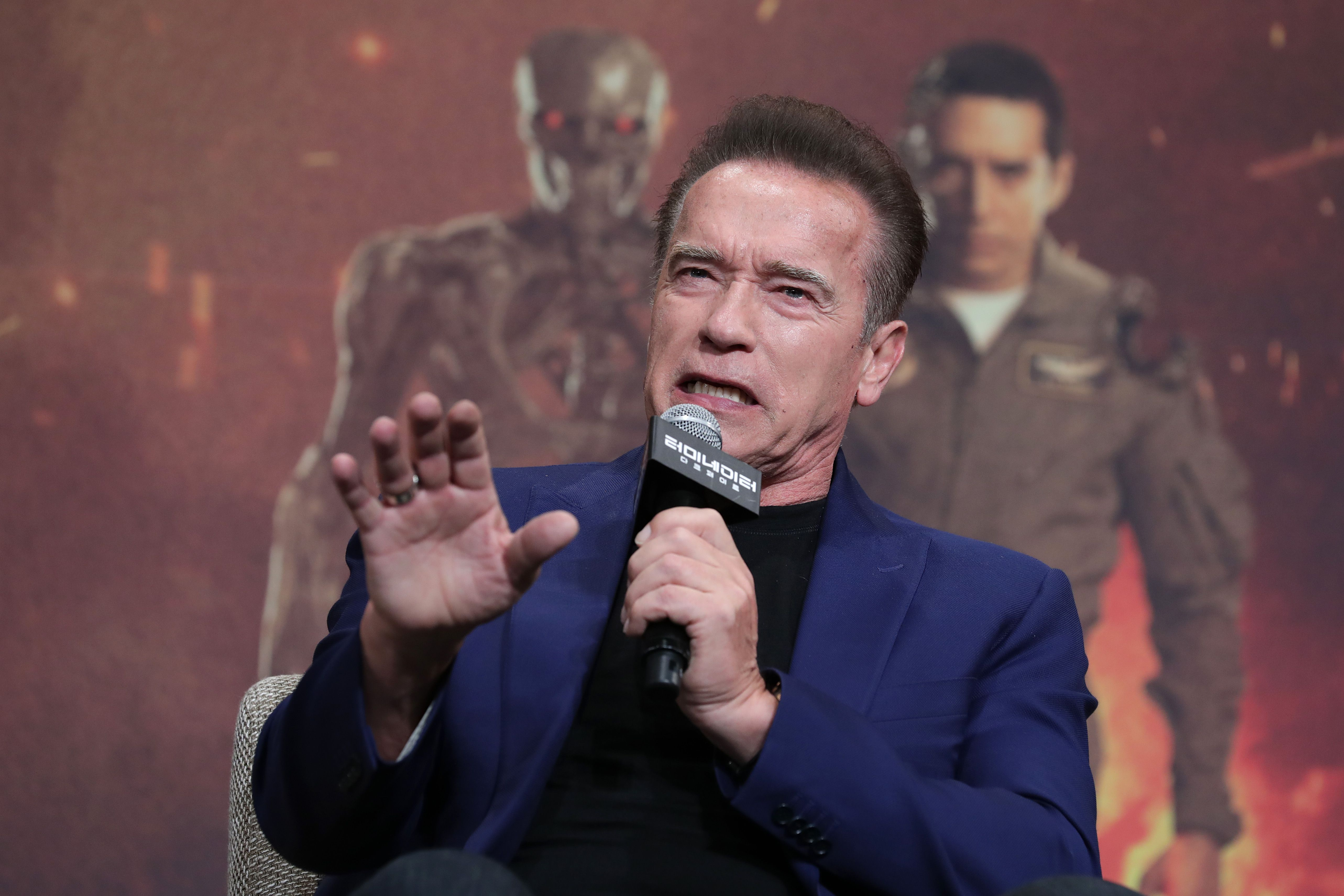 Arnold Schwarzenegger Reveals the Common Gym Mistakes That Seriously Annoy Him