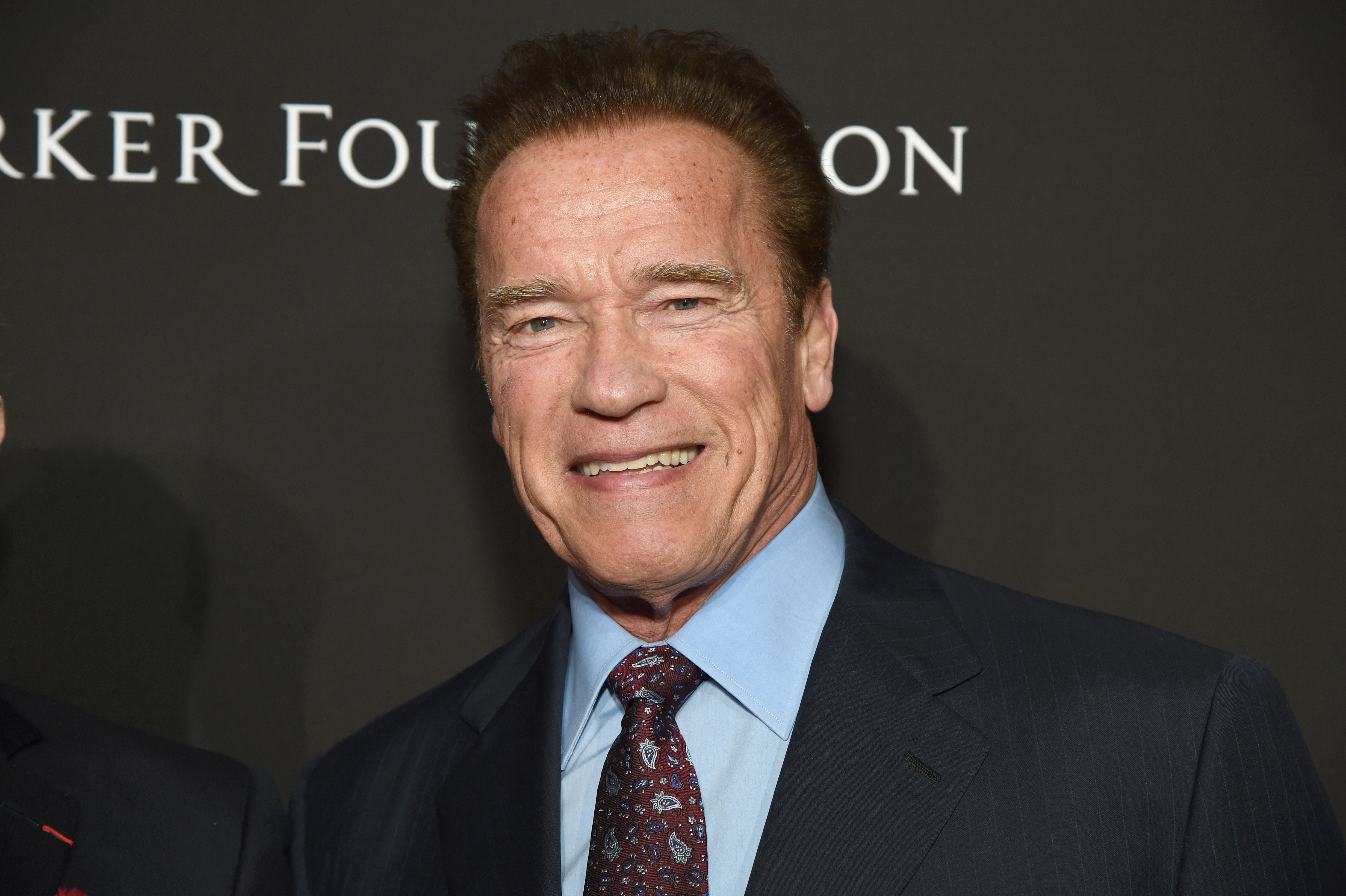 Watch Arnold Schwarzenegger Crush a Shoulder Workout Just Days After Being Drop-Kicked