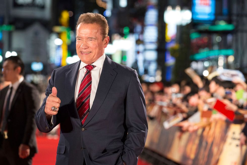 Arnold Schwarzenegger Reveals He's Recovering from Heart Surgery