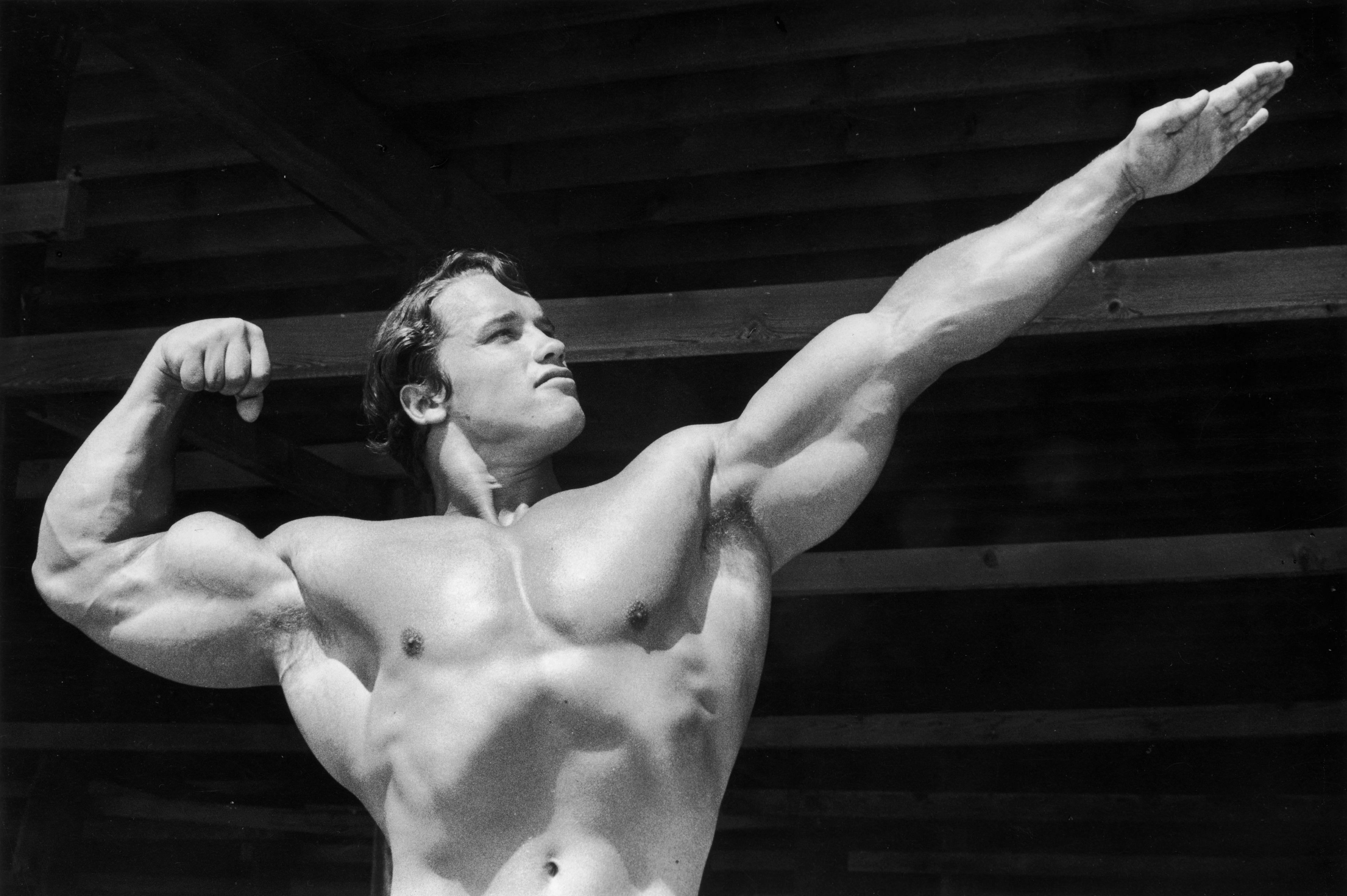 Arnold Schwarzenegger's Free Home Bodyweight Workout | Esquire