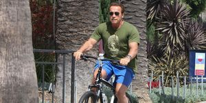 Celebrity Sightings In Los Angeles - August 02, 2015